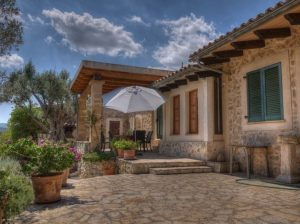 Besondere Ferienhäuser Finca Mallorca
