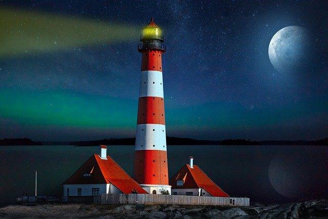 Harlinger Leuchtturm